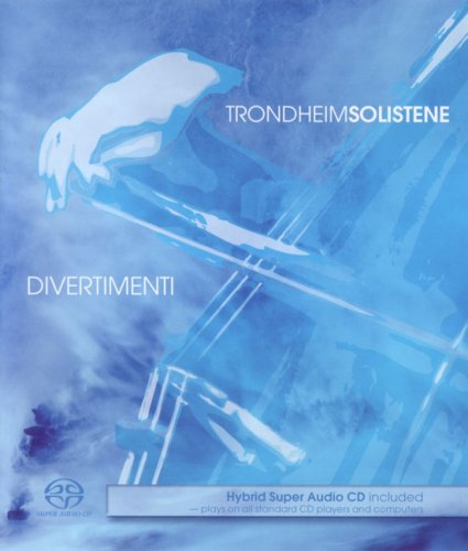 Divertimenti [Hybrid SACD] [Includes Blu-Ray Disc] [Blu-ray]
