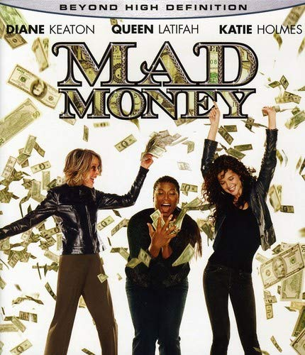 Mad Money [Blu-ray]