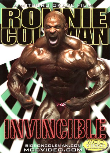 Ronnie Coleman: Invincible (Bodybuilding)