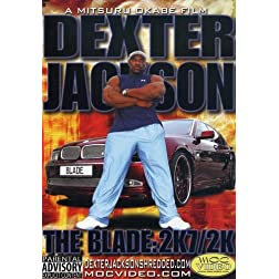 Dexter Jackson: The Blade - 2K7/2K (Bodybuilding)
