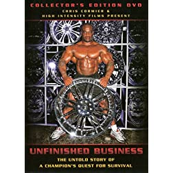 Chris Cormier: Unfinished Business (Bodybuilding)