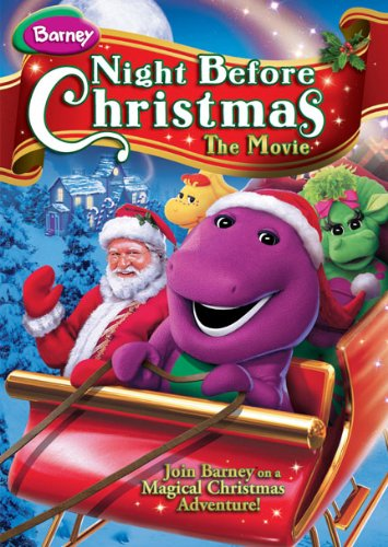 Barney: Night Before Christmas - The Movie