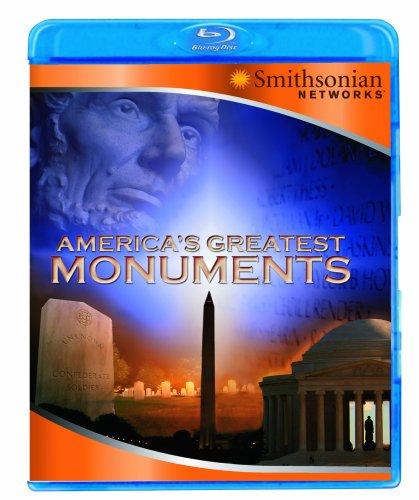 America's Greatest Monuments: Washington D.C. [Blu-ray]
