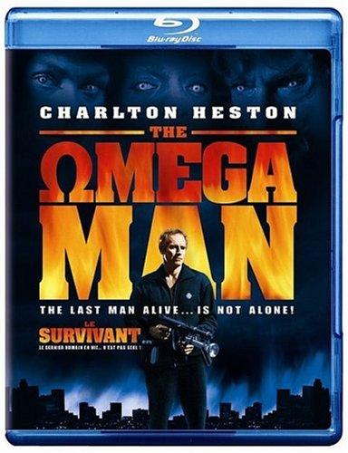 Omega Man [Blu-ray]