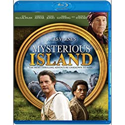 Mysterious Island [Blu-ray]