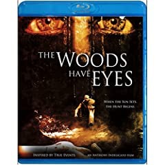 The Woods Have Eyes [Blu-ray]