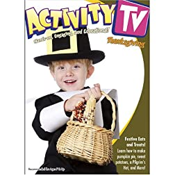 Activity TV: Thanksgiving Fun V.1