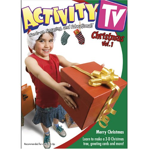 Activity TV: Christmas Fun V.1
