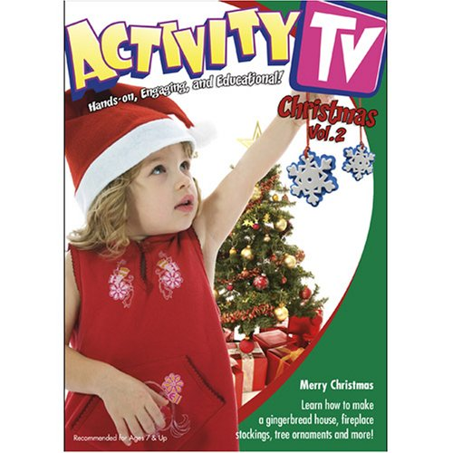 Activity TV: Christmas Fun V.2