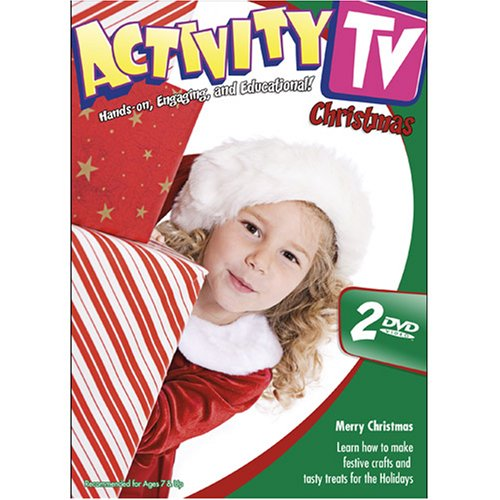 Activity TV: Christmas Fun 2-DVD Pack