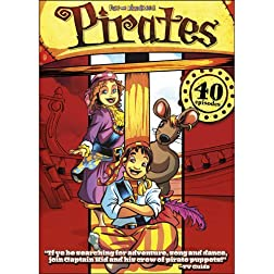 Pirates: Season One 4-DVD Pack