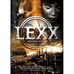 Lexx: Season One (4-DVD Pack)