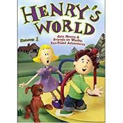 Henry's World: Season One 2-Disc Set