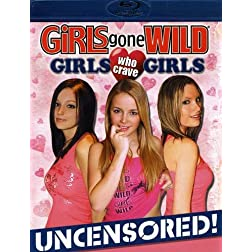 Girls Gone Wild: Girls Who Crave Girls [Blu-ray]