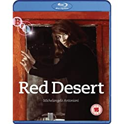 Red Desert [Blu-ray]