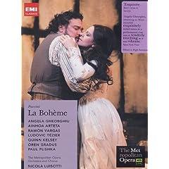 Puccini - La Boheme (The Metropolitan Opera HD Live Series)