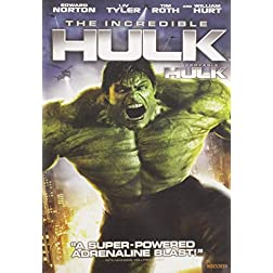 Incredible Hulk (Widescreen Edition)
