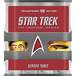 Star Trek: The Original Series - Season 3 Remastered