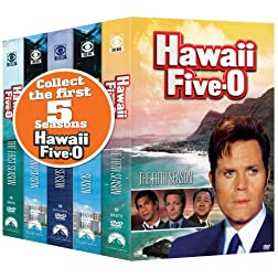 Hawaii Five-O - Seasons 1-5