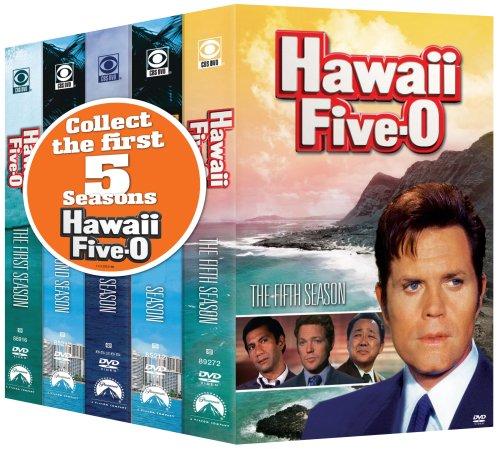 Hawaii Five-O - Seasons 1-5