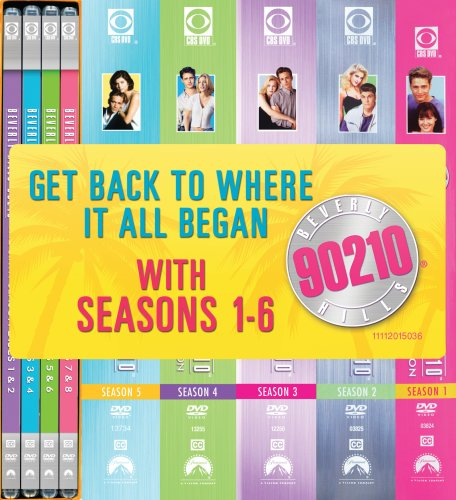 Beverly Hills 90210 - Seasons 1-6