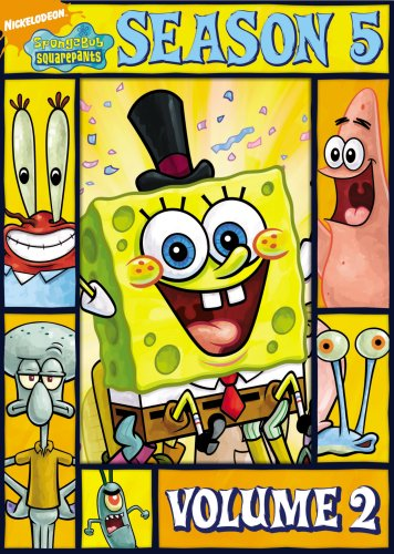 Spongebob Squarepants - Season 5, Vol. 2