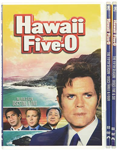 Hawaii Five-O - The Fifth Season