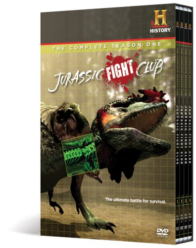 Jurassic Fight Club: Season One