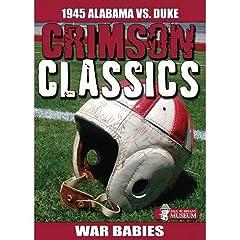 Crimson Classics: 1945 Alabama vs. Duke