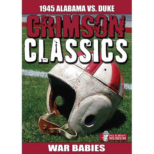 Crimson Classics: 1945 Alabama vs. Duke