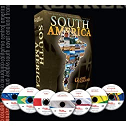 Globe Trekker: South America Box Set