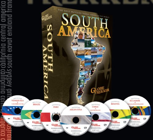 Globe Trekker: South America Box Set