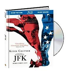 JFK (Blu-ray Book) [Blu-ray]