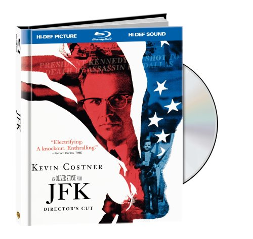 JFK (Blu-ray Book) [Blu-ray]