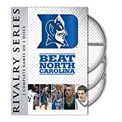 Rivalry Series - Basketball-Duke Beat North Carolina