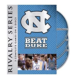 Rivalry Series - Basketball: North Carolina Beat Duke