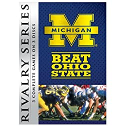 Rivalry Series: Michigan Beats Ohio State