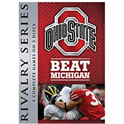 Rivalry Series: Ohio State Beats Michigan