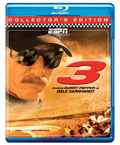 3: The Dale Earnhardt Story [Blu-ray]