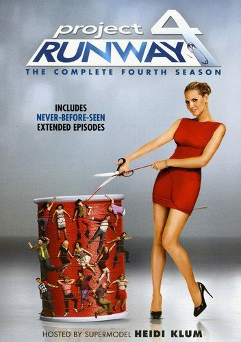 Project Runway: The Complete Fourth Season
