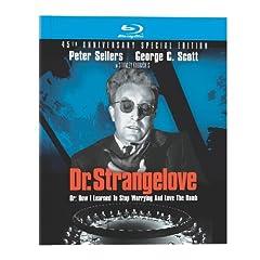 Dr. Strangelove  [Blu-ray]