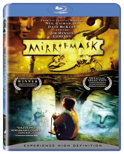 Mirrormask [Blu-ray]