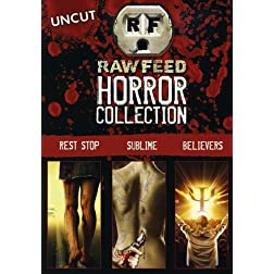 Raw Feed Horror Collection