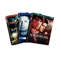 Supernatural - Seasons 1-3