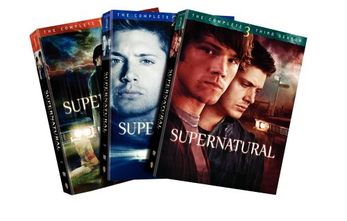 Supernatural - Seasons 1-3