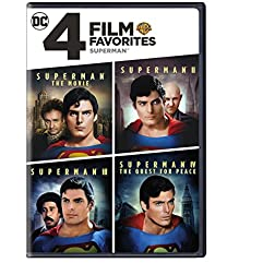 Superman - 4 Film Favorites