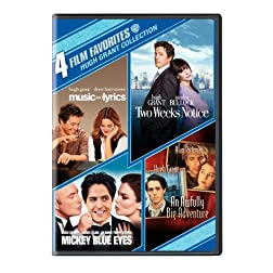 Hugh Grant Collection: 4 Film Favorites