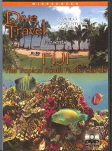 Dive Travel - FIJI - The Tropical South Pacific Islands on Blu-ray