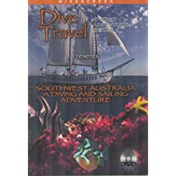 Dive Travel - Southwest Australia with Gary Knapp on Blu-ray [Blu-ray]