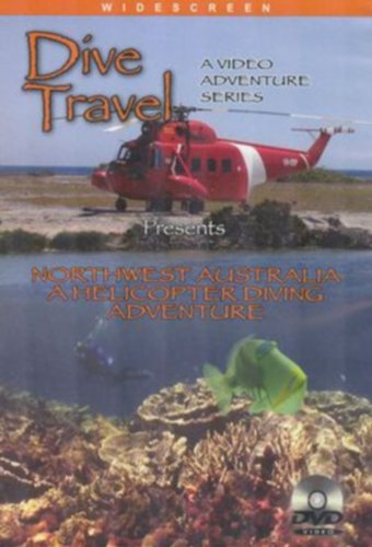 Dive Travel - Northwest Australia with Gary Krapp on Blu-ray